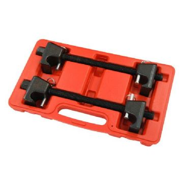 2pc Car Coil Spring Compressor Clamp Set with safety pins Neilsen CT3692
